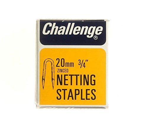 Shaw Challenge Netting Staples 20mm