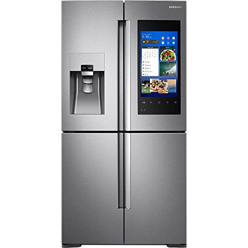 Samsung RF22M9581SR 22 Cu. Ft. Stainless Steel Flex French Door Refrigerator RF22M9581SR/AA