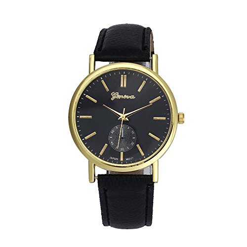 Juicy Couture Women's Black Silicone Strap Watch - 8