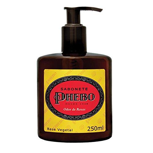 Amazon.com : Phebo Body Soap - Odor of Roses - 3.1oz