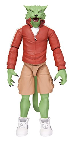 DC Collectibles DC Comics Designer Series: Terry Dodson Teen Titans: Earth One: Beast Boy Action Figure