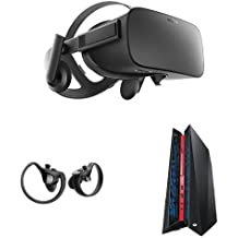 ASUS Oculus Ready G20CB-DH73-GTX1080 & Oculus Rift + Touch Virtual Reality Bundle