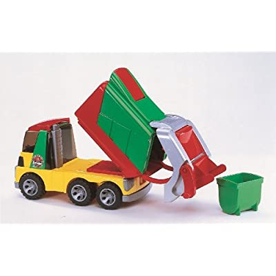 Bruder Toys Roadmax Garbage Truck: Toys & Games