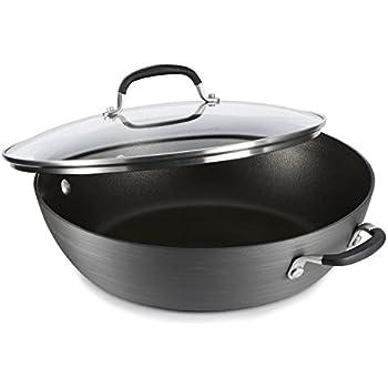 Simply Calphalon Nonstick 12-Inch All Purpose Pan