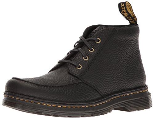 (Dr. Martens Men's Austin Chukka Boot Black 10 UK/11 D)