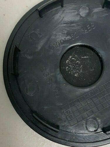Forgiato Wheels 238K70 LG1001-52 Gloss Black Wheel Center Cap