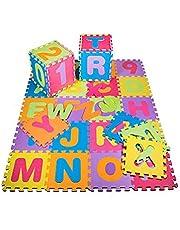 أرضية فوم بازل الحروف الأبجدية الانجليزية لغرف الاطفال