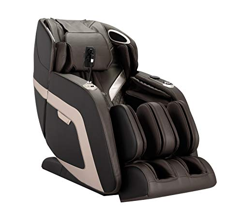 Sparnod Fitness CLASSIC Full Body Massage Chair (Free Installation) for Home & Office with Bluetooth & Zero Gravity