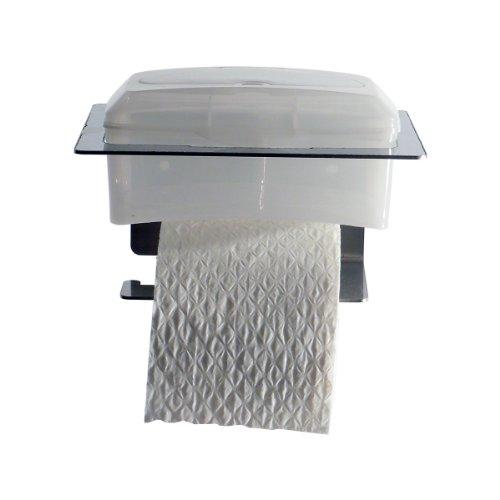 toilettenpapierhalter mit feuchtpapierbox ys93 hitoiro. Black Bedroom Furniture Sets. Home Design Ideas