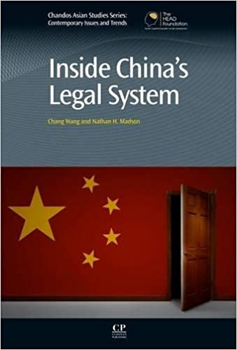 Towards a Chinese Civil Code Comparative and Historical Perspectives Chinese and Comparative Law