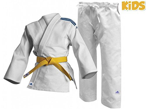 Initiation Judo livré Ceinture Sans Club J350 Kimono Adidas La pEC5qw15