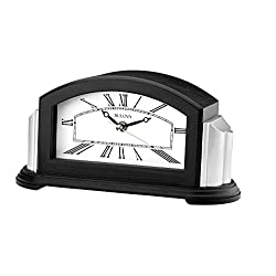 Bulova Unisex Bluetooth Enabled Clock - B6219 Brown