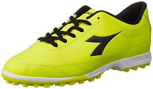 Diadora Men's 650 III Tf for Soccer Training Shoes C0001 GIALLO/NERO sZIuUT8lTc