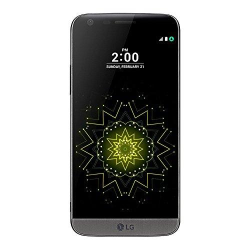 LG G5 H820 (32GB + 4GB RAM) 5.3' 4G LTE Unlocked GSM Smartphone (US Warranty) (Titan)