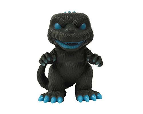 Pop Atomic Breath Godzilla Glow in the Dark Vinyl Fig