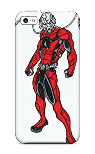 Hot Tpu Cover Case For Iphone/ 5c Case Cover Skin - Ant-man 7828298K40014583