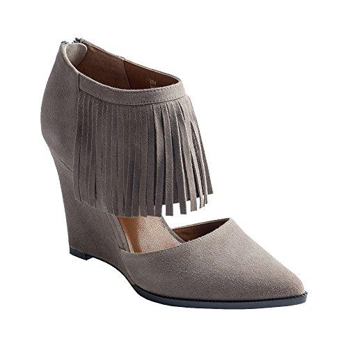 Lola Pointy Toe Heels - 1
