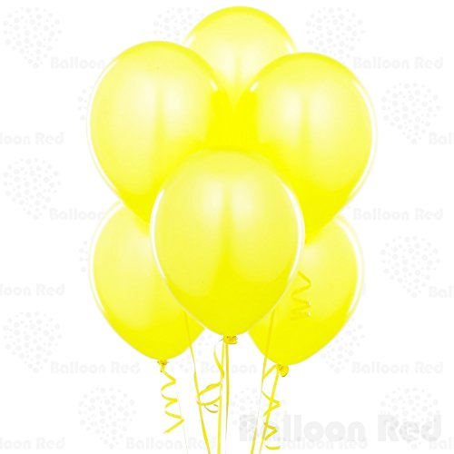 10 Inch Latex Balloons (Premium Helium Quality), Pack of 144, (M To F Halloween)