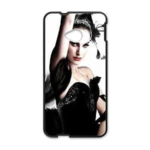 HTC One M7 Phone Case Black natalie portman in black swan SEW5337671