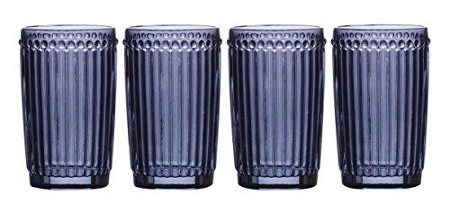 blue juice glasses - 5