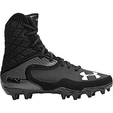 a93f65a05ca Under Armour Boy s Cam Highlight Molded Cleat Football Black Size 6