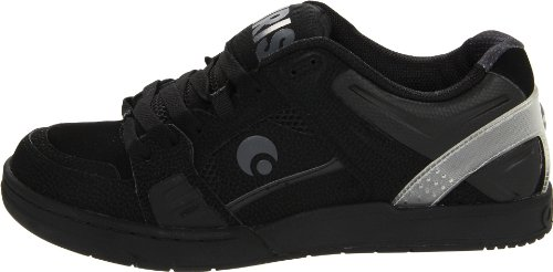 OSIRIS SKATE SHOES Skateboard JOS1 Black/Black/Charcoal Size 8.5