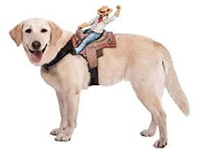 Paper Magic Group Dog Riders Cowboy Pet Costume