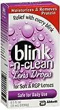 COMPLETE Blink-N-Clean Lens Drops 15 mL (Pack of 3)