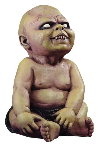 Halloween FX Zombie Baby 16 Inches Decor -