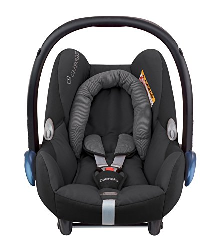 maxi cosi cabriofix group 0 car seat black raven buy online in uae baby products in the. Black Bedroom Furniture Sets. Home Design Ideas