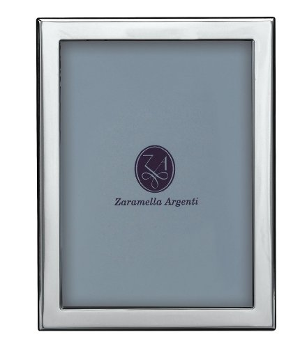 - LONDON - an engraving favorite - in pure Italian sterling silver by Zaramella Argenti® - 2.5x3.5