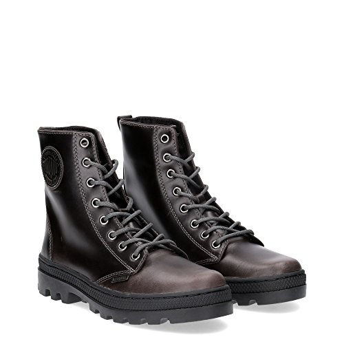 Leather Forged Palladium Pallabosse Iron Lady Black Off tt80w