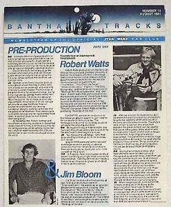 Bantha Tracks #13 August 1981 ()