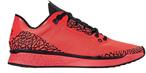 Jordan 88 Racer Men's Training Athletic Running Shoes (Infrared 23 / Black-Black, 11)