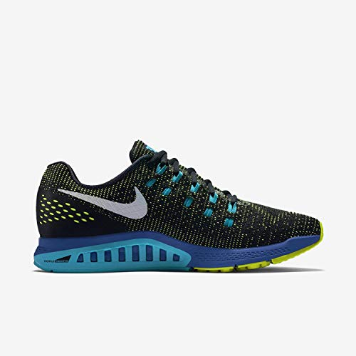 Pure Running s Ngls NIKE bl Shoes Air Black Black N vlt 19 Black Men Platinum Zoom Structure 0wqxw7Sa