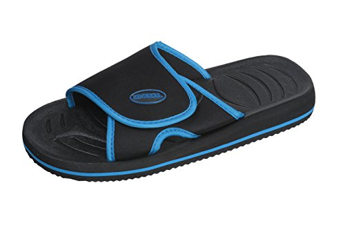 a22473248 Roxoni Men s Comfortable Non Slip Flip Flop Shower Shoe Adjustable Beach  Slide Sandal Slipper - Buy Online in UAE.