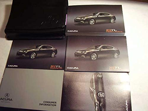 2012 Acura RDX with Navigation Supplement Owners Manual