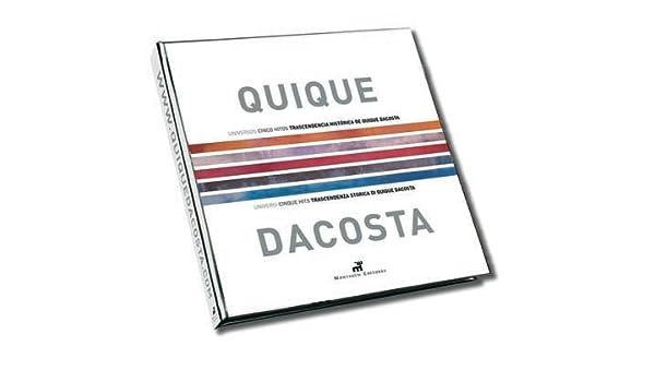 Quique Dacosta Book