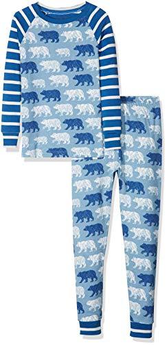 Hatley Polar Bear Cotton Pj Set, 1 EA