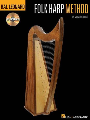 Hal Leonard Folk Harp Method ()