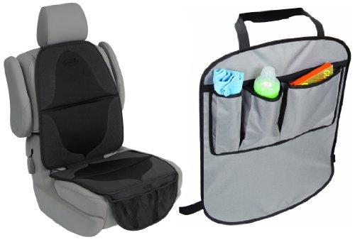 Summer Infant Kidopotamus Elite DuoMat Car Seat Protector