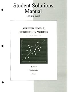 applied linear regression models 4th edition instructor solutions pdf