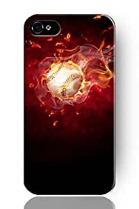 Generic New Fashion Design Retro Vintage Baseball Snap-on Case for iPhone 6 Plus (5.5 Inch Screen) wangjiang maoyi