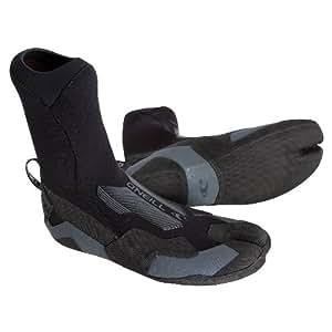 O'Neill Mutant Boots Internal Split Toe 3mm - REDESIGNED! - 8 Mens/9 Womens