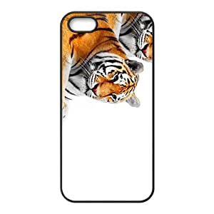 Tiger Friend Hight Quality Plastic Case for Iphone 5s