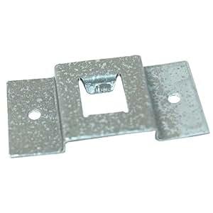 Soporte de cojinete trasero para la exportación equivalente a secadora C00095565