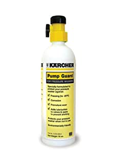 Karcher 9.558-998.0 Gas and Electric Pressure Washer's Pump Guard (16oz) Outdoor, Home, Garden, Supply, Maintenance