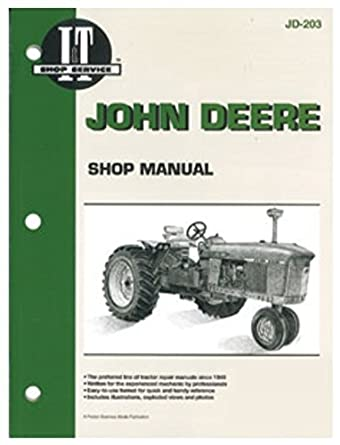 JD203 John Deere 3010 3020 4000 4010 4020 4320