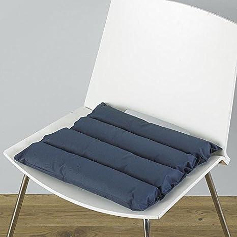 Alfresco Cojín para asiento de silla extraíble, color azul ...