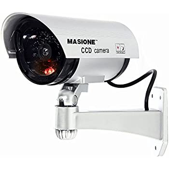 Amazon Com Masione Simulated Surveillance Cameras New